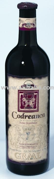 Codreanca - Wine Red Semisweet