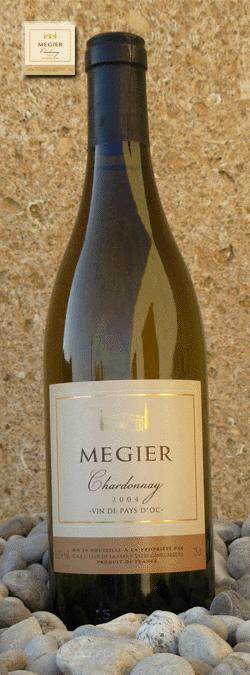 Vin De Pays D'oc Chardonnay White Wine