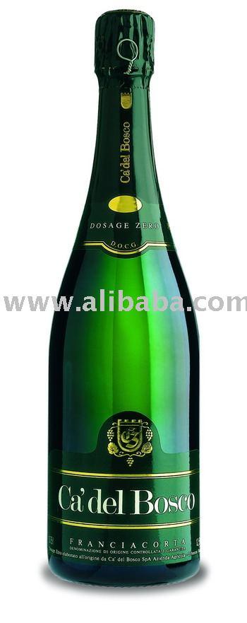 Ca  Del Bosco Dosage Zero Italian Sparkling Wine