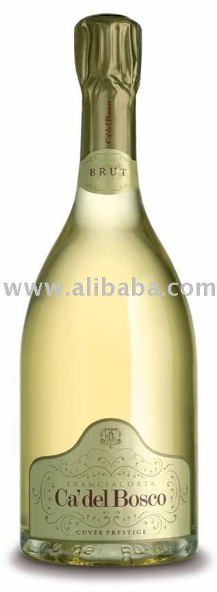 Ca  Del Bosco Cuvee Prestige Italian Sparkling Wine