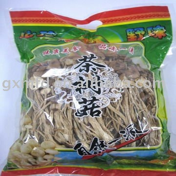 dried tea plant mushrooms  bag