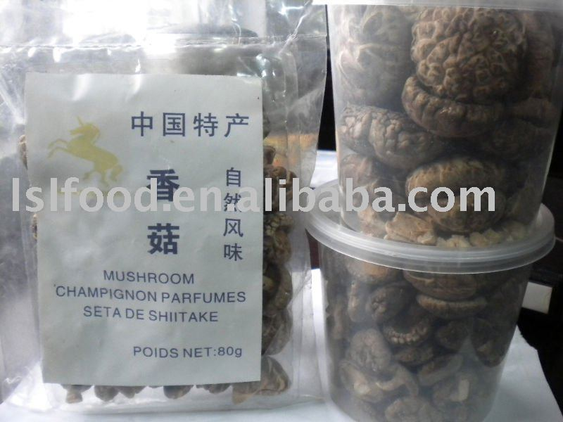 little flower mushroom pack in 80g