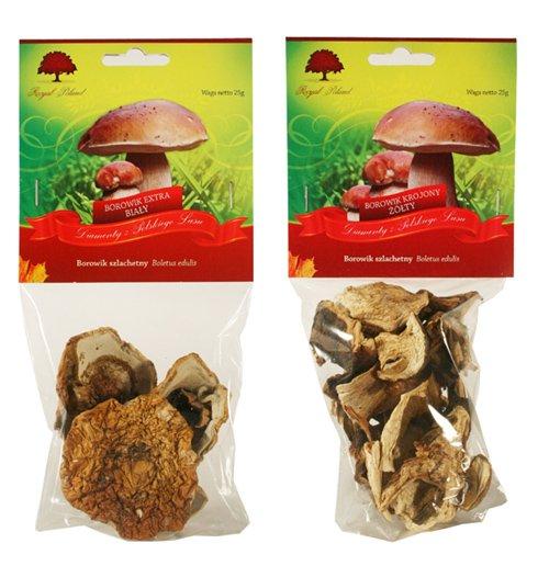 Porcini Mushrooms (Boletus Edulis)