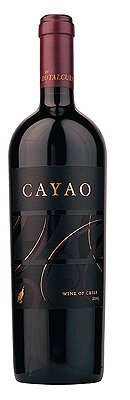 CAYAO ICON wine