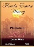 wine--Plantation Blush