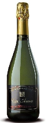 Pinot Chardonnay Brut. wine