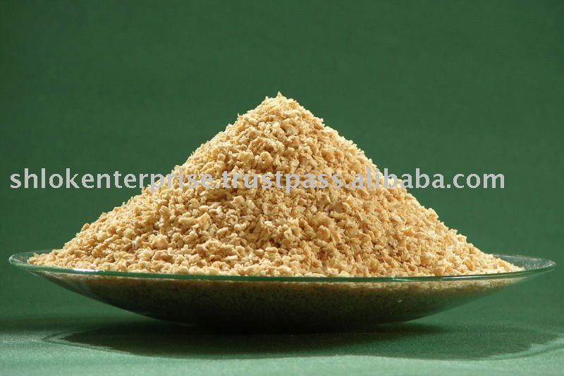 how to make soybean meal