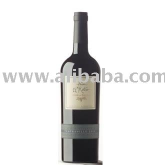 Red Wine Tempranillo Special Reserve 2004