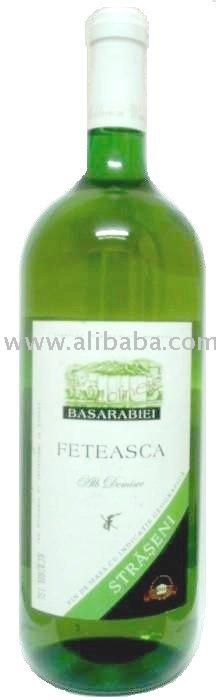 Feteasca - White Semidry Wine