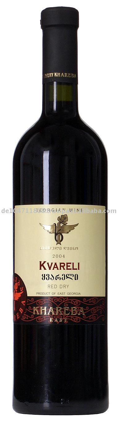 KVARELI Red Dry wine
