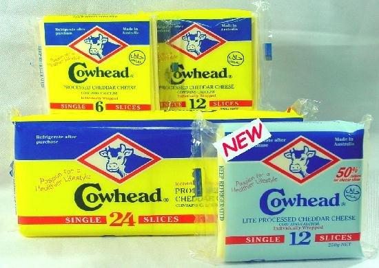 Cowhead Cheese