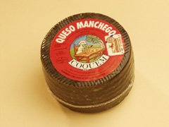 MANCHEGO ROJO 1 kg cheese