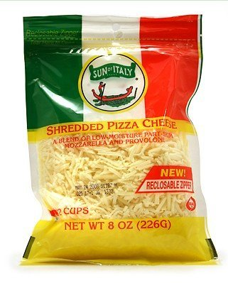 Shredded Pizza Cheese (8 oz.) products,United States ...
