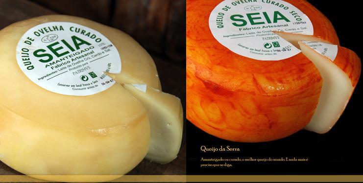 Seia Butter Sheep Cheese / Seia Dryed Sheep Cheese