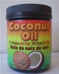 Coconut, Shea Butter