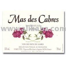 AOC Vins de Pays du Gard French wine
