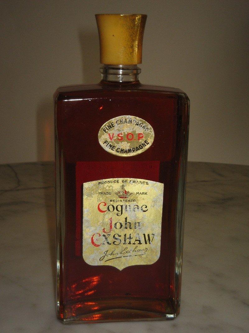 Cognac John Exshaw Champagne