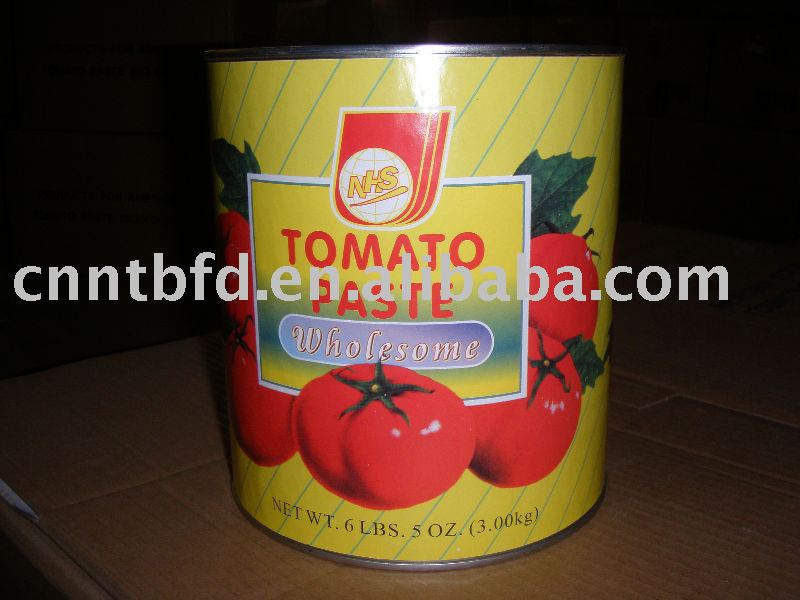 Tomato paste/canned tomato paste