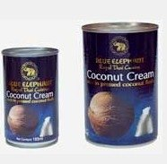 Coconut Cream 165ml / 400ml