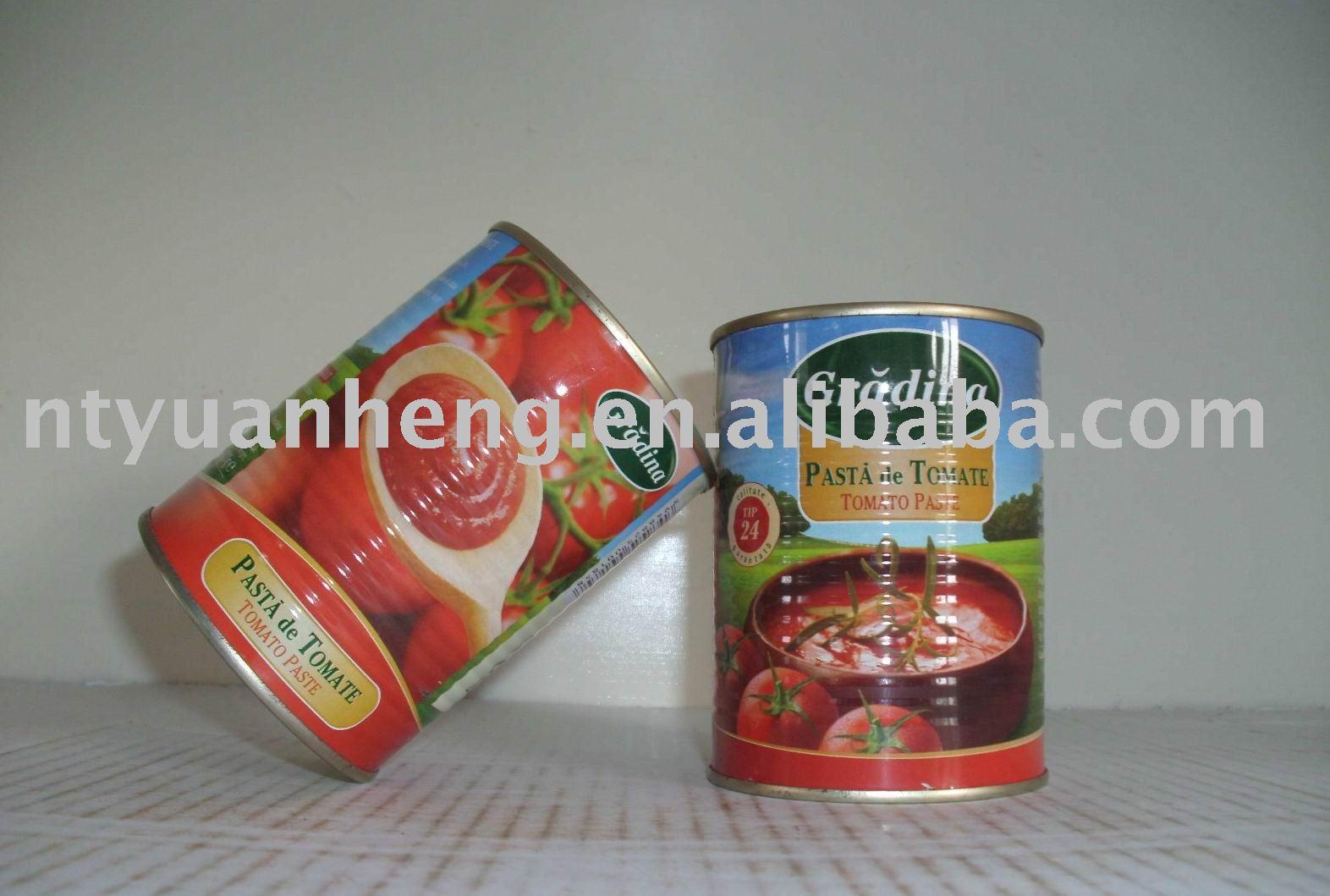 pure tomato paste 400g