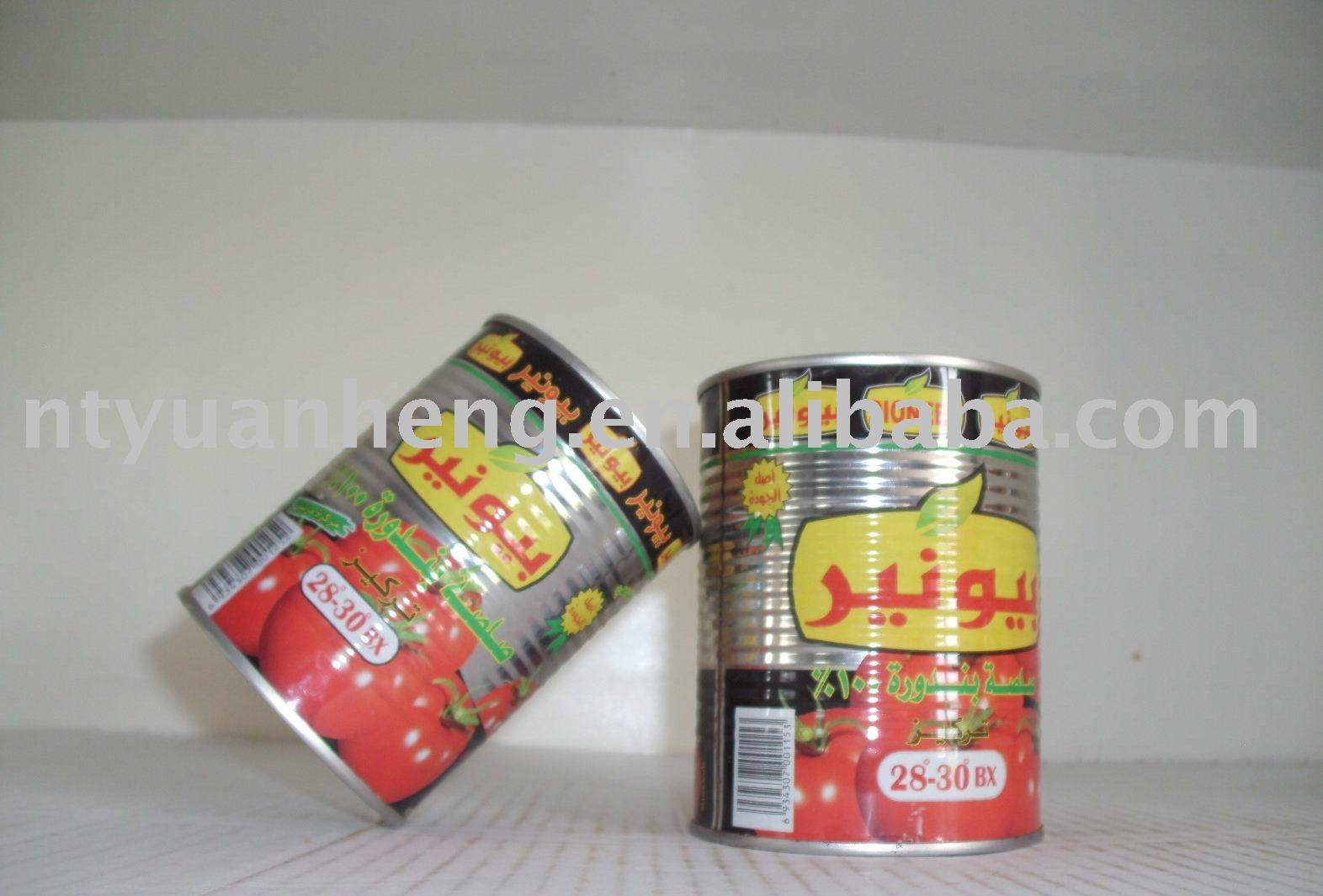Mushed tomato 400g
