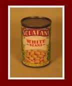 White Beans- 15.5oz can  Beans