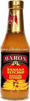 Baron Banana Ketchup