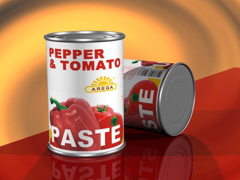 Red Pepper & Tomato Paste