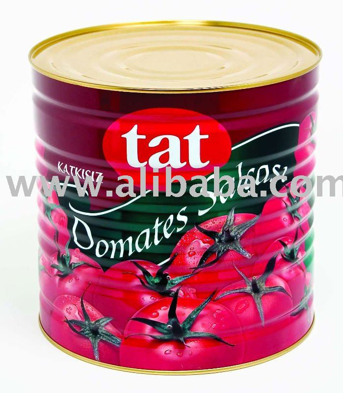 TAT 10/1 Tomato Paste in Can