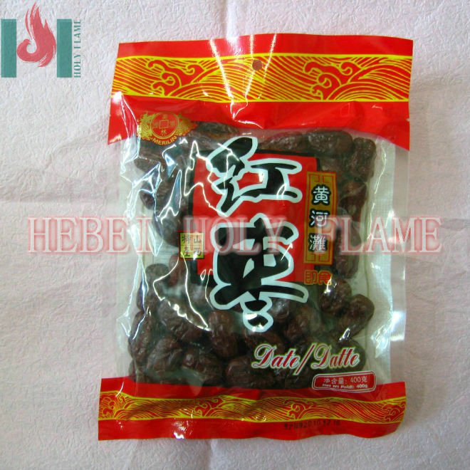 Dried jujube red date