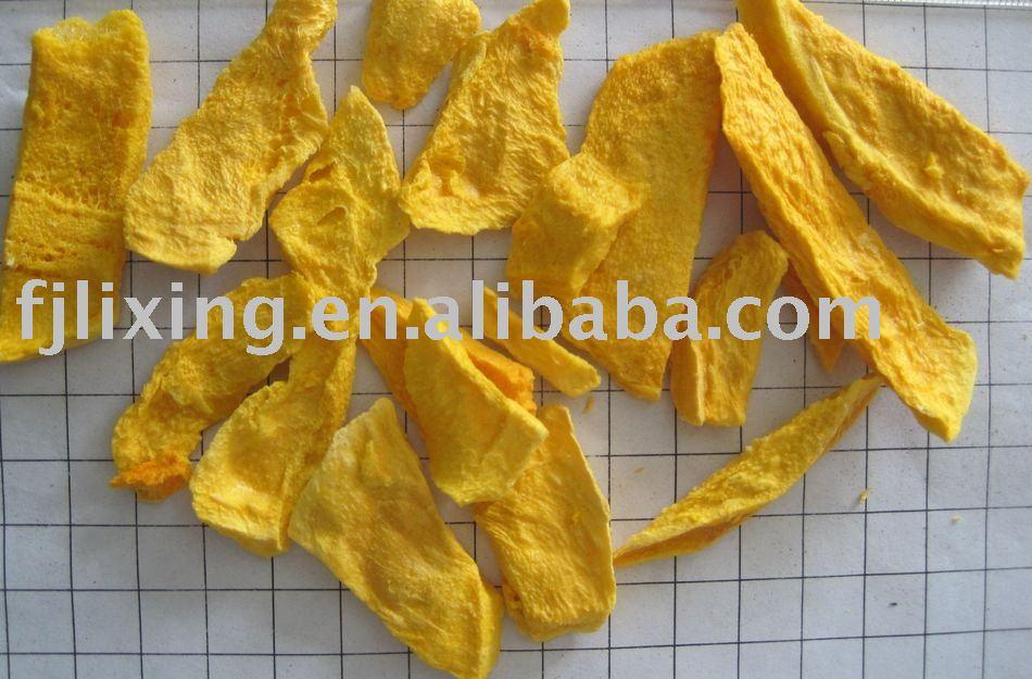 freeze dried Mango slice