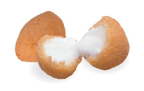 Breaded Mozzarella Bits