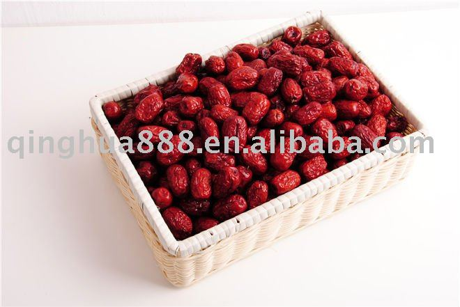 Dried Red Jujube Dates