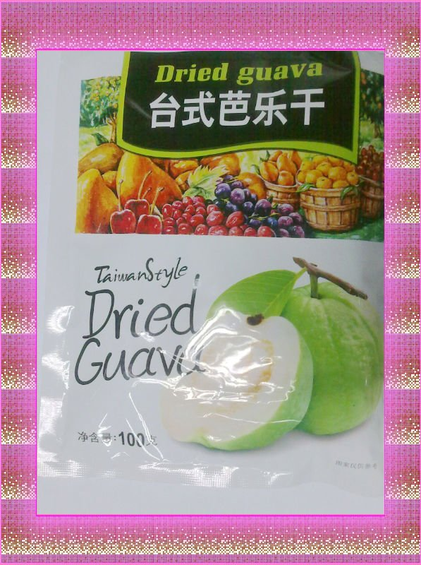 Taiwan-Style Dried Guava products,China Taiwan-Style Dried