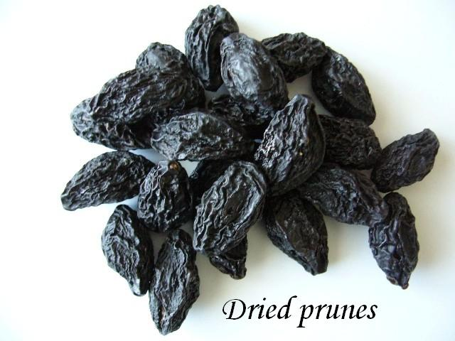 how to cook pitted prunes