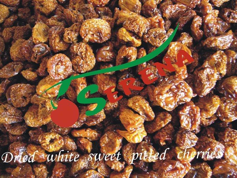 Dried 100% NATURAL White Cherries