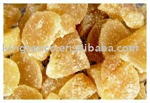 crystallized ginger natural chunk