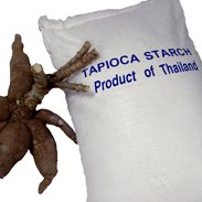 Tapioca Starch 216 Us$ / MT. FOB Thailand