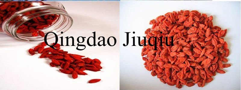 dry ningxia wolfberry fruits