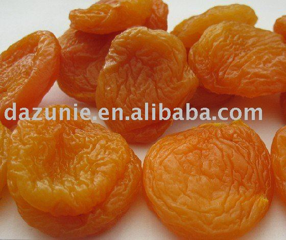 Dried Apricot not adding sugar