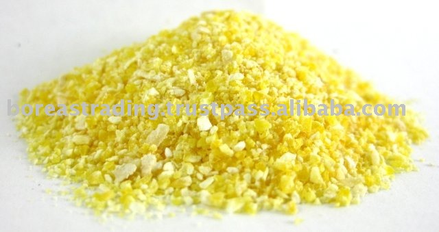 CORN  GRITS (Food and raw material in confectionary industry )