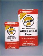Rogers whole wheat flour