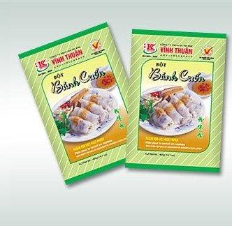 Flour for wet rice paper