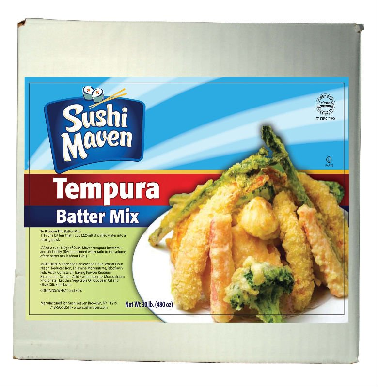 Kosher Tempura Batter Mix