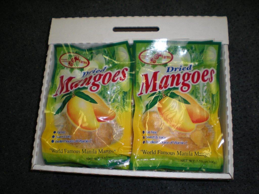HAPPY VALLEY FARMS DRY MANGO