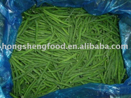 IQF   whole   green   bean s