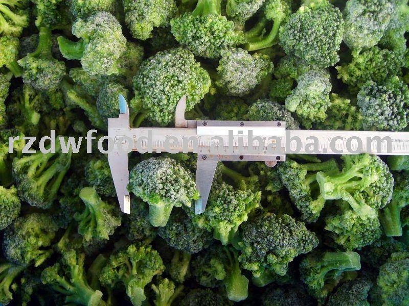 быстрозамороженные овощи капуста брокколи