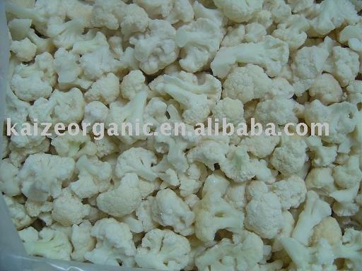 frozen vegetable cauliflower