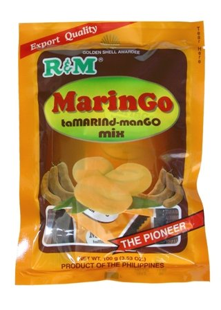 Dried Fruits (Mango Tamarind Mix)