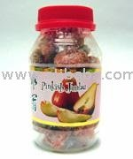 Pinkish Jambu dried fruit
